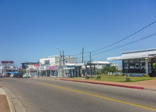 Sunny Day in Punta del Este, Uruguay Royalty Free Stock Images