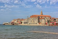 Umag, Istria, Croatia stock photos
