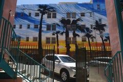 Sunny day at Venice Beach, CA Stock Photo