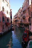 Sunny Day in Venice Royalty Free Stock Image