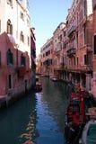 Sunny Day in Venice. Italy Royalty Free Stock Image