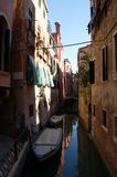 Sunny Day in Venice. Sunny Day strolling through Venice, Italy Royalty Free Stock Photography