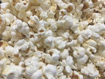 Sunny delicious poppy popcorn royalty free stock image