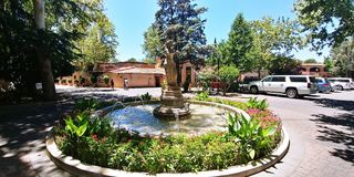 Sedona area, Arizona, in the summertime royalty free stock photo