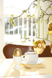 Sunny Easter morning Royalty Free Stock Photos