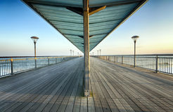 Boscombe Pier Stock Images