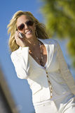 Sunny Executive Stock Image