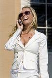 Sunny Executive royalty free stock photos