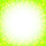 Sunny explosion Royalty Free Stock Photos