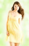 Sunny girl Stock Photography