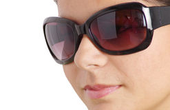 Sunny glasses Stock Photography