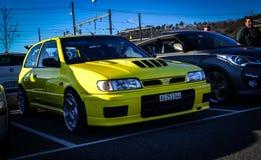 sunny GTI-R Stock Photos