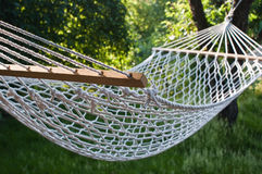 Sunny hammock Royalty Free Stock Photo