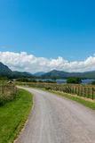 Sunny Ireland landscape Royalty Free Stock Photography