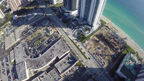 Sunny Isles Beach Stock Photo