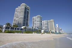 Sunny Isles Beach Royalty Free Stock Photography
