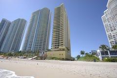 Sunny Isles Beach Stock Photo