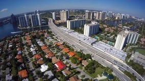 Sunny Isles Beach FL stock video