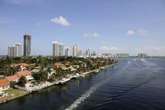 Sunny Isles Beach FL Photo stock