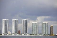 Sunny Isles Beach FL Imagenes de archivo