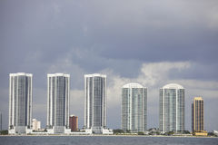 Sunny Isles Beach FL Stock Images