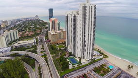 Sunny Isles Beach Florida Royalty Free Stock Images