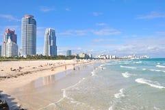 Sunny Isles Beach, Florida, de V.S. stock foto