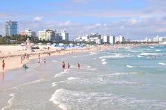 Sunny Isles Beach, Florida, USA lizenzfreie stockbilder