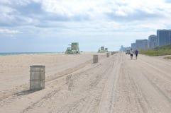 Sunny Isles Beach, Florida, USA stockbilder