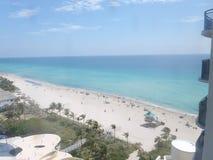 Sunny isles beach royalty free stock images