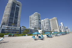 Sunny Isles Beach Stock Photography