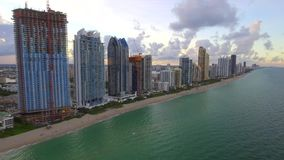 Sunny Isles Beach video aéreo FL metrajes
