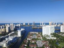 Sunny Isles royalty free stock photo