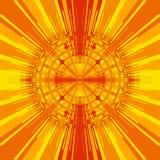 Sunny Kaleidoscope Royalty Free Stock Photo