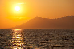 Sunny Landscape 2 Royalty Free Stock Image