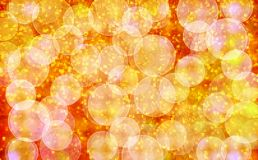 Sunny lights Royalty Free Stock Photo