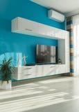 Sunny living room 2 Stock Image