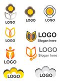 Sunny logo Stock Photos