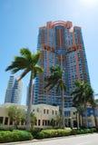 Sunny Miami Beach Stock Image