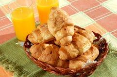 Sunny morning breakfast stock image