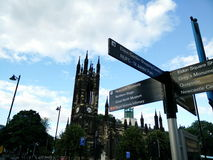 Sunny Newcastle Fotos de Stock