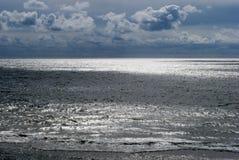 Sunny North Sea Royalty Free Stock Photography
