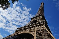 Sunny Paris Foto de archivo