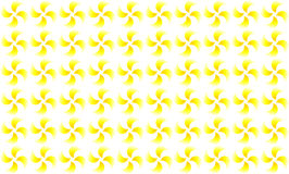 Sunny pattern Stock Images