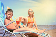 Sunny people royalty free stock photos
