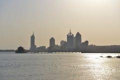 Sunny Qingdao Images libres de droits