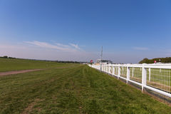 Sunny Racing Track Stock Image