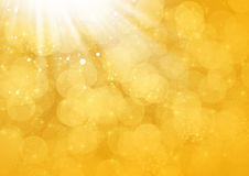 Sunny rays Royalty Free Stock Image
