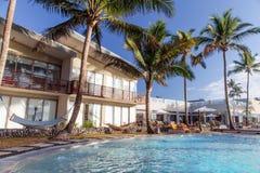 Sunny resort Royalty Free Stock Photography