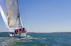Sunny Sailing royalty free stock images